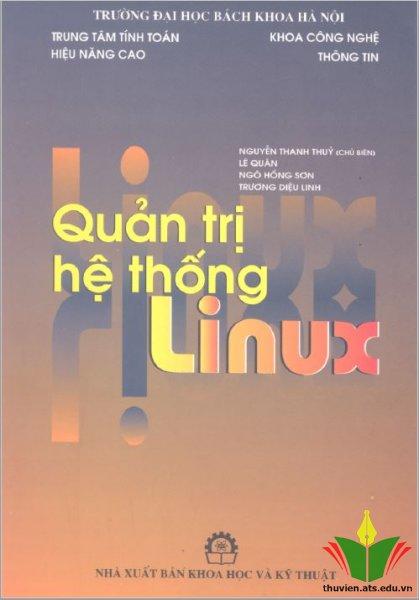 Quản trị hệ thống Linux